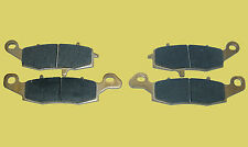 Kawasaki ER-6F ER-6N front brake pads (06-16) FA229 & FA231 type