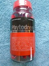 PHYTODREN Maximum Strength Weight Loss Formula 60 Capsules NEW & Factory Sealed!