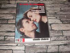 AU COEUR DU MENSONGE - Chabrol / Sandrine Bonnaire Jacques Gamblin / DVD