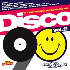 DISCO 90 VOL.2 - 3CD