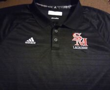 Adidas Climalite Mit Lacrosse Team Polo Large L Shirts
