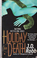 Set Lot of 4 Nora Roberts J.D. Robb In Death Series # 5-8 Ceremony Holiday JD