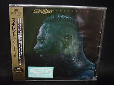 SKILLET Unleashed + 2 JAPAN CD Seraph Urgent Cry Christian Hard Rock/Nu Metal !