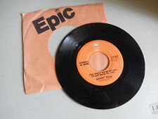 JOHNNY NASH oh jesus we're trying to get back to you/ my merry go round EPIC  45