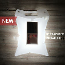 LUMINAID V2 PackLite 16 Waterproof Solar Lantern Light - As Seen On Shark Tank!!