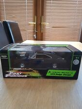 Fast and Furious 1:18 DODGE CHARGER die cast model car