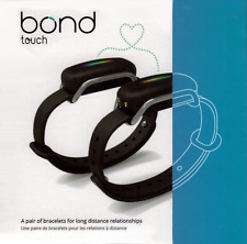 """BOND TOUCH PAIR ( 2 BRACELETS) STAY IN """"TOUCH"""" WITH LOVED ONES - LONG DISTANCE!!"""