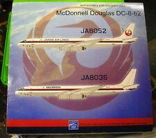BLUE BOX - MCDONNELL DOUGLAS - DC-8-62 - JALCARGO - JAPAN AIRLINES - JA8036