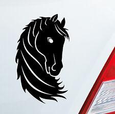 Aufkleber Sticker PFERD HORSE für Fahrzeuge Autoaufkleber DUB OEM JDM Pony 312