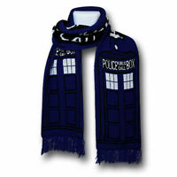 Doctor Who - 193 cm Tardis Scarf   BBC  BRAND NEW (444332)