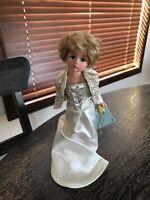 Princess Diana Birthday Commemorative - Madame Alexander Doll #22500 75th Anniv.