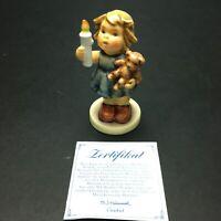 "Vintage Goebel #1517 Figurine ""CHRISTMAS WISH"" HUM #2094 1999 Made in Germany"
