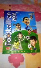 FIFA WORLD CUP 2006 Football Fan Luxor complete album FULL 100%
