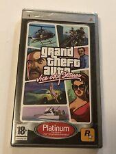 Brand New Grand Theft Auto: Vice City Stories (Sony Psp, 2006) Region Free