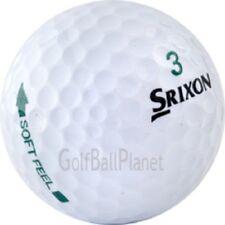 100 Srixon Soft Feel Aaa+ Used Golf Balls Free Shipping