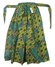 Dashiki Maxi Skirts High Waisted African Wax Ankara Print Full Skirts Free Size