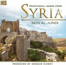 Traditional Songs From Syria 5019396268524 by Zein Al-jundi CD