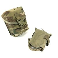 Multicam IFAK Pouch w Insert, Individual First Aid Kit, USGI Military MOLLE