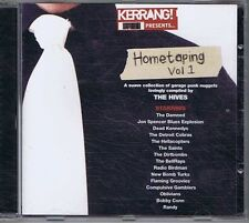 KERRANG Presents - HOMETAPING VOL 1- A SUAVE COLLECTION OF GARAGE PUNK