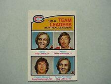 1976/77 O-PEE-CHEE HOCKEY CARD 388 GUY LAFLEUR MONTREAL CANADIENS EXNM SHARP OPC