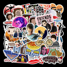 50 Stranger Things 3 Skateboard Graffiti Sticker Laptop Luggage Decals