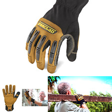 Ironclad Ranchworx Work Gloves Rwg2 Premier Leather Work Glove Performance