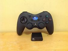 Logitech Wireless / Cordless Action Controller for Playstation 2 PS2 w/ Receiver