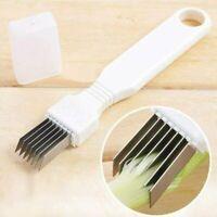 1/2 PCS Shred Silk The Knife Vegetable Garlic Cutter Food Speedy Chopper Kitchen