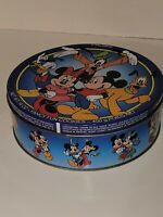Collector Tin, Disney, Denmark, Character Cookies (empty tin)