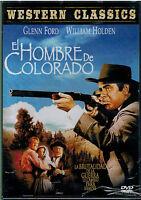 El hombre de Colorado (DVD Nuevo)