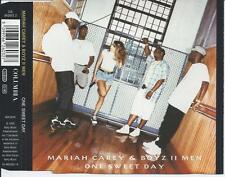 MARIAH CAREY & BOYZ II MEN - One sweet day CDM 5TR Europe Release 1995