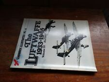 Warbirds Illustrated - The Luftwaffe 1933-1945 vol.4