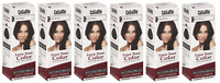 CoSaMo Hair Color #779 Dark Brown - Compares to Clairol Loving Care #79 (6 Pack)