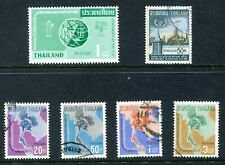 Thailand 1965 Used and Unused Lot with #430 Nh