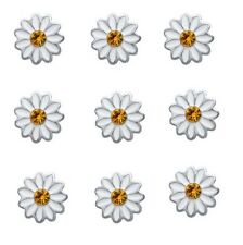 Daisy floating charm for living locket.