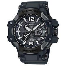 CASIO G-SHOCK GRAVITYMASTER GPS Hybrid Wave 64 Titanium Watch GPW-1000T-1A