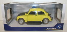 Voitures, camions et fourgons miniatures jaunes Solido pour Volkswagen
