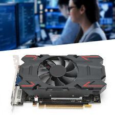 128Bit PCI-E VGA Card 4G DDR5 Fan Cooling Game HD6770 Graphics Card Video Card