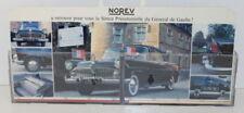 Véhicules miniatures NOREV cars pour Simca