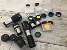 Telescope lenses and filters