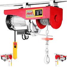 Elektro-Seilzug Elektroseilzug Hebezug elektrische Seilwinde Seilhebezug 600kg