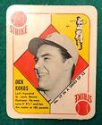 1951 Topps Red Backs Baseball Cards 24