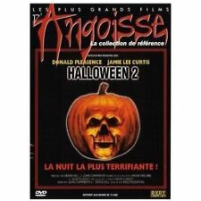 Halloween 2 : la nuit la plus terrifiante DVD Neuf avec Jamie Lee Curtis