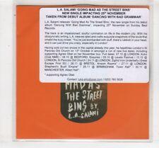 (HM17) L.A. Salami, Going Mad As The Street Bins - DJ CD