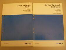 Service MANUAL wiring diagram VOLVO TRUCK FL 12 (LHD) 03.1995 schemi