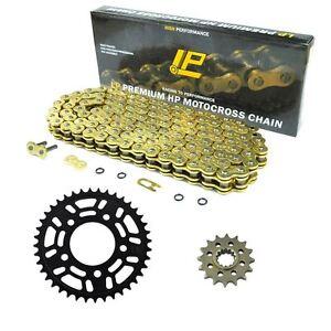 For Honda CB-1 CB400 CB500 1991 1994-2003 525 Motorcycle Chain Sprocket Kit Set