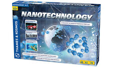 Thames & Kosmos Cutting Edge Nanotechnology Experiment DIY Kit w/ Nanomaterials