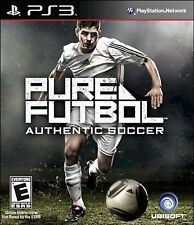 PS3 Pure Futbol International Pro Soccer Match Multiplayer Video Game DISC ONLY