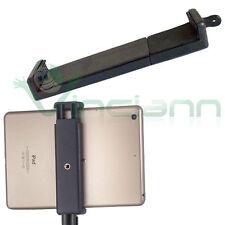 Supporto tablet pr cavalletto tripod monopod testina universale attacco vite TT5