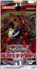 YuGiOh! Secrets of Eternity 1st Edition New And Sealed Booster Pack x1